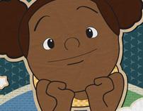 Lila quer mudar o mundo - Livro infantil