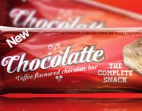 Chocolate Wrapper Design