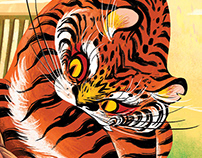 The Unmannerly Tiger - StoryTime Magazine