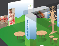 New Zealand Pavilion Stand (ABC Kids Expo)