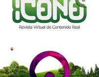 Icono Magazine® Website
