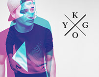 Graphics for Kygo Life t-shirts
