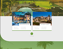Website Layout: Realty