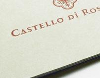 Brochure Castello di Rosciano