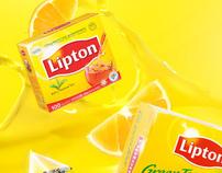 Lipton Tea promo