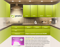 Proma kitchens