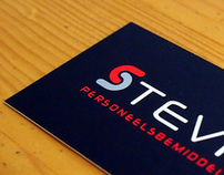 Businesscard for Stevik BV