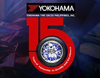 YOKOHAMA 15 Years