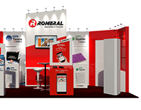 EXHIBITION STAND / ROMERAL