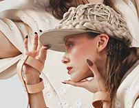 Nora for GLASSBOOK Magazine
