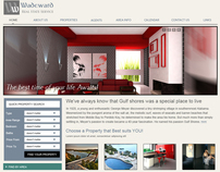 Wadeward Real Estate Mock Up
