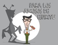 QUILMES LIEBER - JOCOSOS DE ESPÍRITU