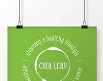 Chia Leah Promotional Poster