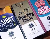 Zeixs books