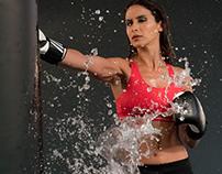 Splash-Shooting mit Nilu
