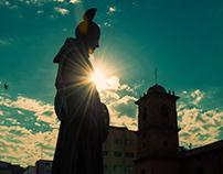 Iglesias representativas de Santiago de Cali
