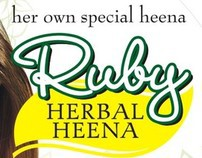 Ruby Herbal Heena