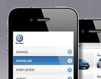 Volkswagen Türkiye Mobile