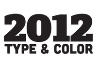 2012 Type & Color