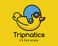 Tripnatics (UI/UX)