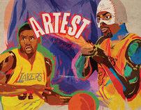 Ron Artest / Metta World Peace