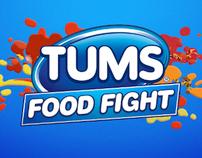 Tums - Food Fight