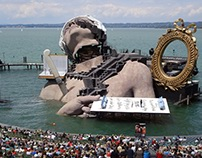 Andre Chenier - Bregenzer Festspielen 2010