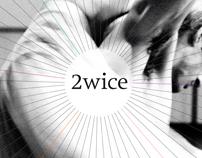 Web. 2wice magazine