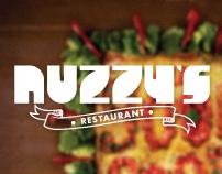 Nuzzy's Restaurant Menu Insert