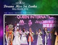 Derana Miss Sri Lanka - 2012