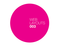 Various Web Layouts 03