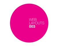 Various Web Layouts 03