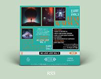 Levi Watson -No Love Lost Vol. 2 - Cover