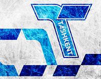 TASHKENT HOCKEY CLUB branding
