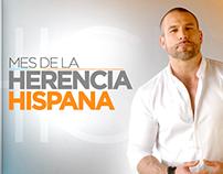 """Hispanic Heritage Month """"Celebridades"""""""