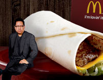 McDonald's - Mac Snack Wrap