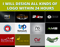 Logo Design Service within 24 Hours