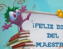 Feliz dia del maestro!!