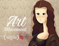 Art Movement (Short Animated Film)