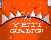 The yeti gang