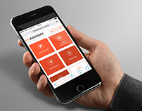 FinAdvisors - web page development