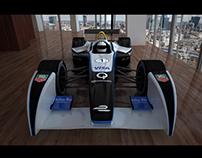FIA Formula E 2016 Livery