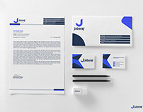 juboraj- Brand Stationary and identity Design