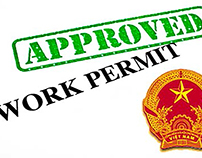 Work permit for foreign laborers working in Vietnam