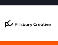 P+C Pillsbury Creative Logo