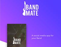 Bandmate UI App