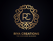 Riya Creations - Logo