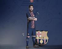 Leo Messi I 600 Game