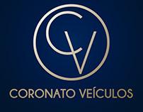 Criação de Logo Coronato