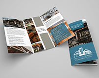 Creative Quality Construction Trifold